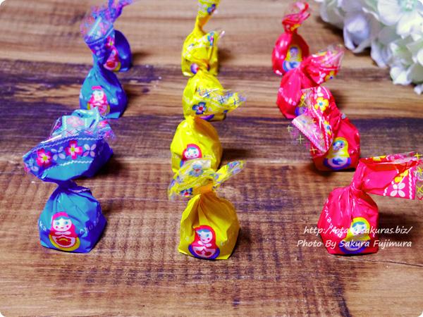 メリーチョコレート「ショコラーシカ」98g チョコレート12個入り
