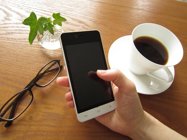 スマホ・iPhoneの使用