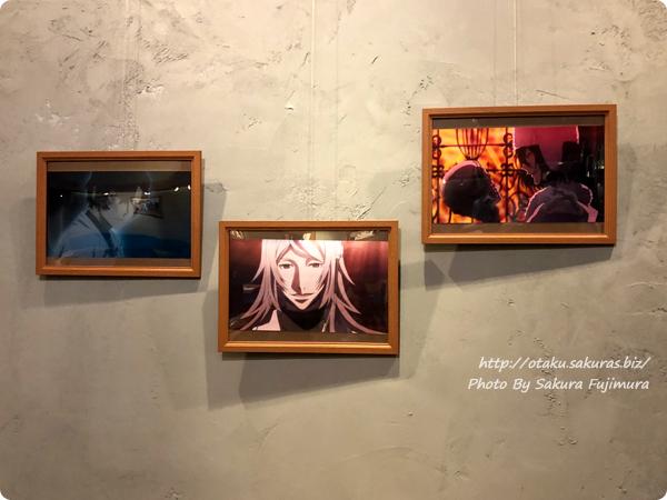 文豪ストレイドッグス DEAD APPLE×明神カフェのコラボカフェ 店内その3