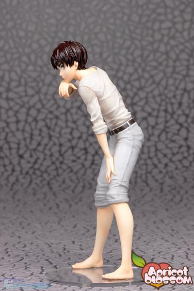 Apricot blossom(アプリコット ブロッサム) 進撃の巨人「エレン」1/8スケールフィギュア 全体 その4
