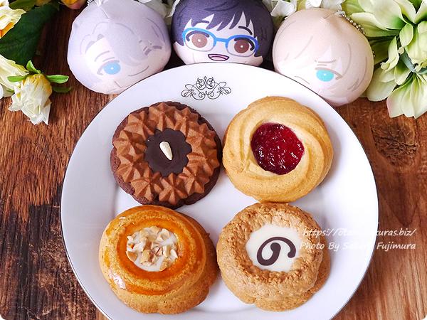 洋菓子のホワイエ ロシアケーキ 4種類