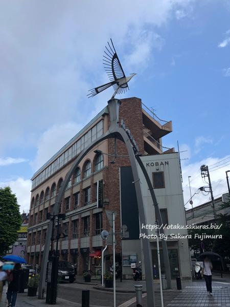 元町ショッピングストリート・フェニックスアーチ