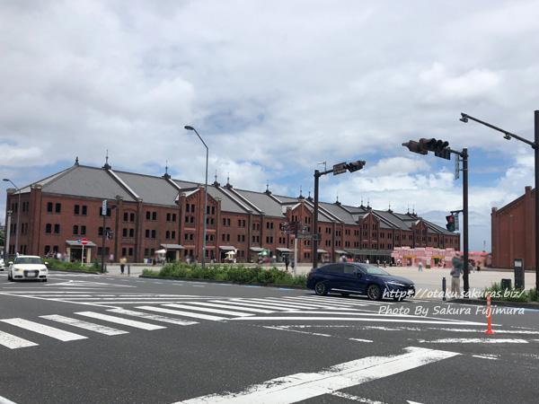 横浜 赤レンガ倉庫 その1