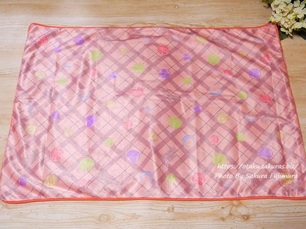 【とうらぶ】刀剣乱舞-ONLINE-×しまむらコラボ 枕カバー ピンク 全体