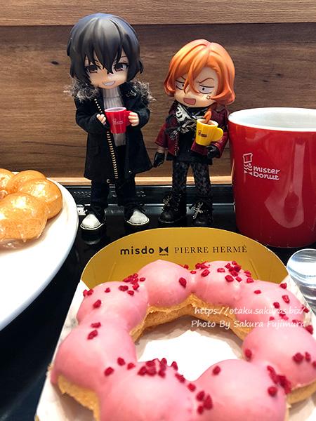 「リカちゃん ミスタードーナツショップ こもの ドーナツセット」オビツろいど(オビツ11) 使用感その2
