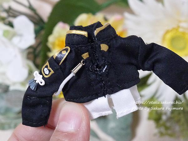 刀剣乱舞-ONLINE-「ねんどろいどどーる 膝丸」ジャケットの穴