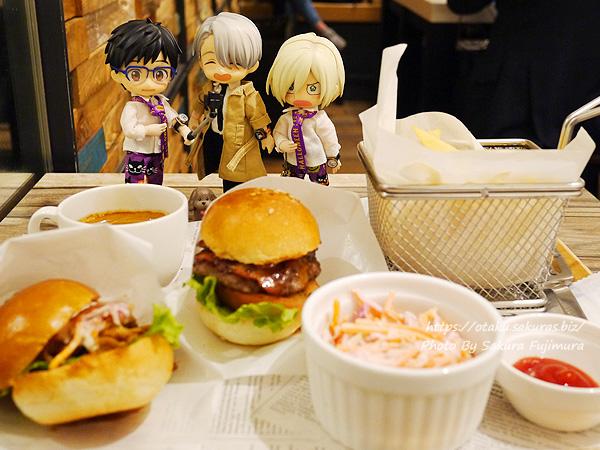 グラムズカフェにてお昼
